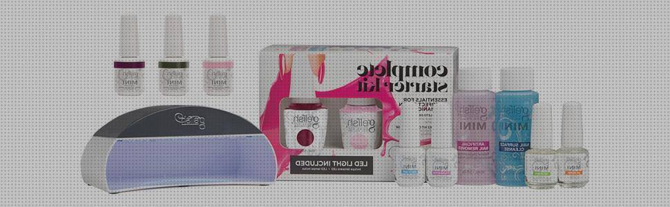 Review de starter kit gel nail polish starter kit