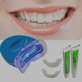 Review de kit blanqueador de dientes
