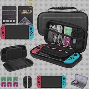 Review de accesorios kit kit accesorios switch