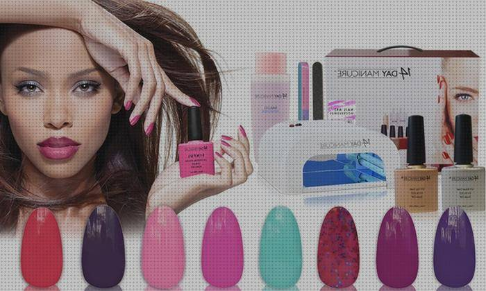 Review de manicura kit kit manicura