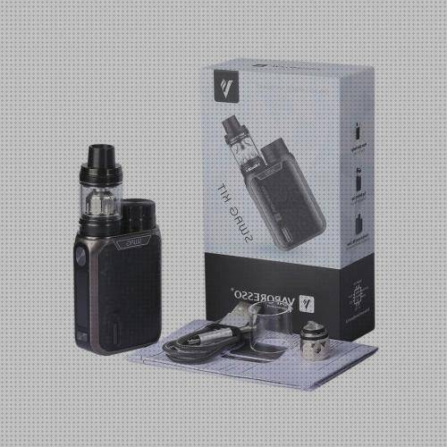 Review de vaporesso kit vaporesso swag kit