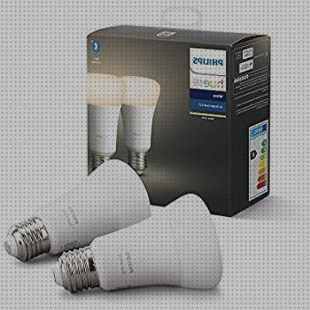 Todo sobre led philips hue white pack de 2 bombillas led inteligentes e27