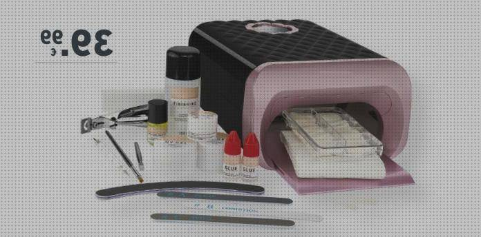Review de uñas kit silvercrest personal care kit de uñas de gel
