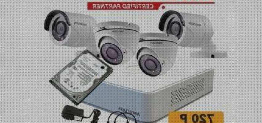 TOP 10 Kit De Cámaras Hikvision
